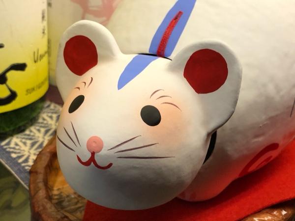 干支ネズミ